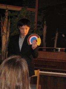 Kulturabend 2011 - Magie und Tricks