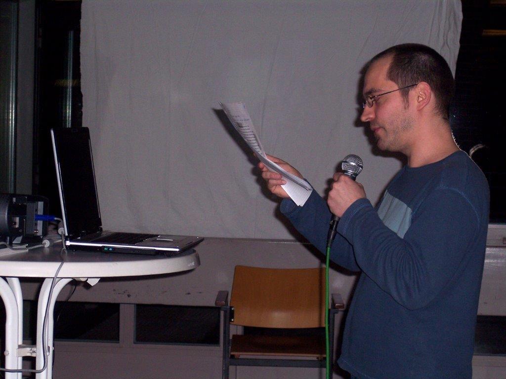 Kulturabend 2005 - Lesungen