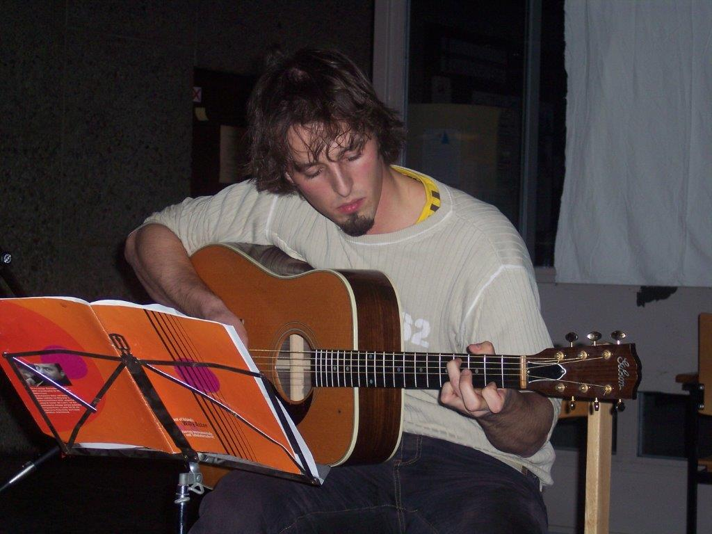 Kulturabend 2005 - Gitarrenmucke
