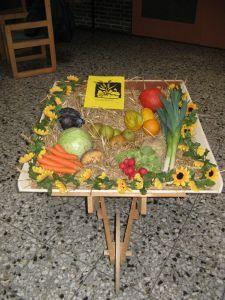 Erntedankfest im Foyer