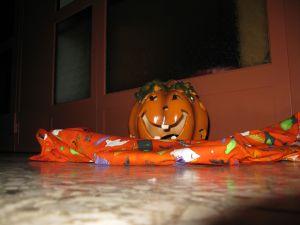 Halloween im Foyer