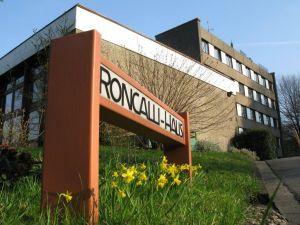 Willkommen im Roncalli-Haus