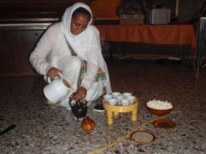 Kulturabend 2011 - Äthiopische Teezeremonie