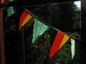 Public Viewing im Foyer, WM 2010